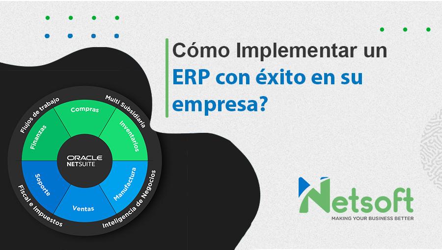 implementar ERP con éxito