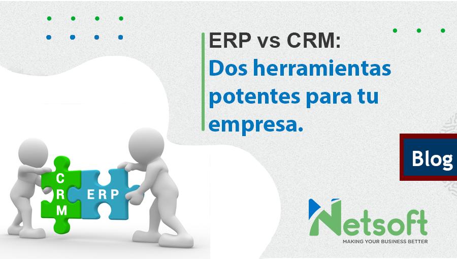 Diferencia ERP vs CMR